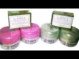Bedak Dha pesona a dha asli 085726506700 kecantikan produk original
