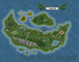 Random World Map Generator by Other World Mapper U2013 Map Design Software By Three Minds Software