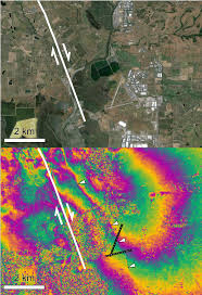 Map Of Napa Earthquakes Without Frontiers New Satellite Maps Out Napa Valley