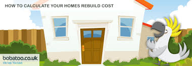 House Building Calculator How To Calculate Your Home U0027s Rebuild Cost Bobatoo Co Uk