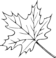 unique leaves coloring pages 93 for your picture coloring page