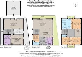 Stansted Airport Floor Plan by 4 Bedroom Detached House For Sale In Foxton Road Barrington