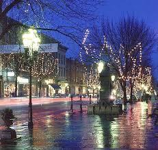 bethlehem pa christmas lights historic bethlehem museums sites christmas city stroll