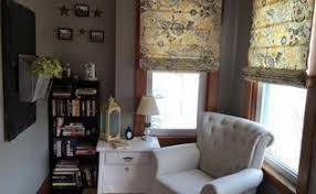 How To Make Roman Shades For French Doors - diy roman shade from mini blinds hometalk