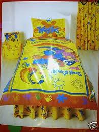 tweenies rainbow duvet cover bedding set amazon co uk kitchen u0026 home