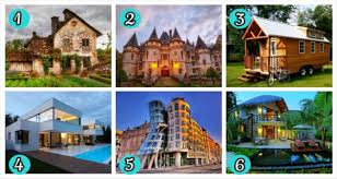 what is your dream house pick your dream house and see what it reveals about your personality
