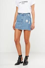 denim skirts women s mini skirts denim skirts more cotton on
