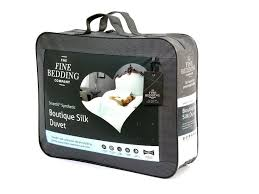 Duvet Togs Explained The Fine Bedding Company Boutique Silk Duvet 10 5 Tog Jones
