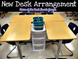 Classroom Desk Organization Ideas Best 10 Desk Arrangements Ideas On Pinterest Classroom Desk