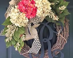 springtime wreaths spring wreath etsy
