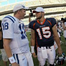 what if tim tebow had stayed in denver with peyton manning