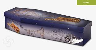 cardboard coffin steve soult ltd picture cardboard coffin big band