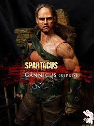 spartacus blood u0026 sand images calvin u0027s custom one sixth gannicus