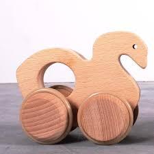 wood animals tip top props