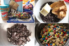 loaded puppy chow dessert simple comfort food recipes that are