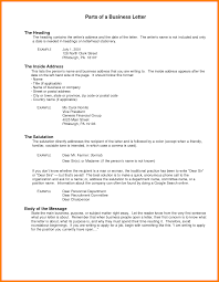 Format Of A Business Letter by Compudocs Us New Sample Resume