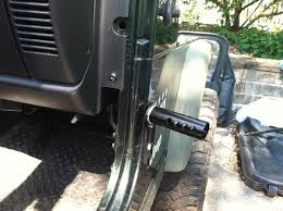 homemade jeep pegs step by step guide jeep wrangler forum for
