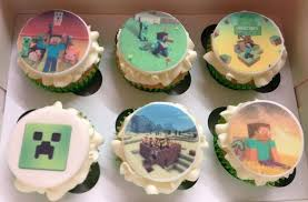 minecraft cupcakes minecraft cakes and cupcakes rubydoocakes