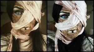 cleopatra halloween makeup mummy of cleopatra halloween makeup tutorial youtube
