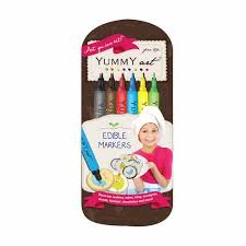 where to buy edible markers inkedibles edible pen ink marker 6 pack tip walmart