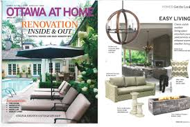 hauser featured in ottawa at home spring 2016 hauser stores