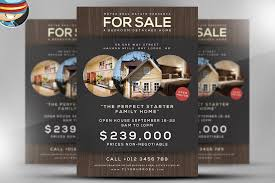 25 real estate flyer psd templates graphic cloud
