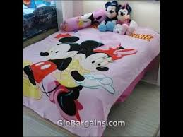 Mickey And Minnie Comforter Cheap Mickey Mouse Minnie Mouse Kids Bedding Sets For Boys And