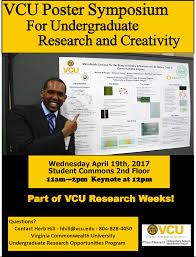 vcu undergraduate research opportunities program an online space