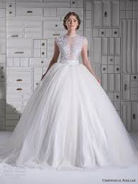 bridal gowns online discount 2015 new arrival chrystelle atallah applique beaded