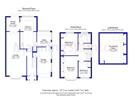 3 bedroom property for sale in kirkwood crescent cookridge leeds