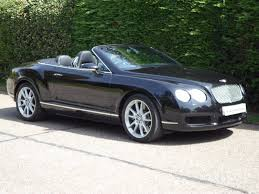 bentley convertible used bentley continental gtc convertible for sale motors co uk