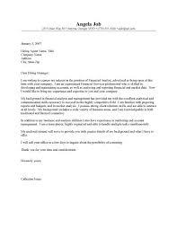 good junior business analyst cover letter 80 for best cover letter