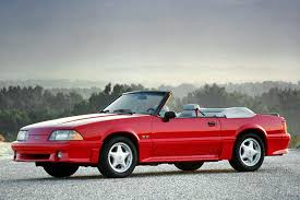 1990 mustang gt convertible value 1990 93 ford mustang consumer guide auto