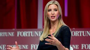 Ivanka Trump Amazon Ivanka Trump Speaks Out About Her Father U0027s Remarks Toward Women