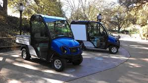 electric utility vehicles is now the time to go electric with your city centre fleet mts