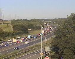 convoy of fire crews descend on edinburgh city bypass after 4x4