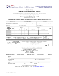 fake hospital bill template and 10 hospital discharge papers