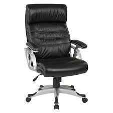 Office Star Leather Chair Executive Bonded Leather Chair Office Star Products Executive