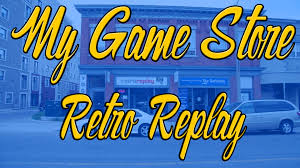 retro replay my video game store what u0027s in your game room