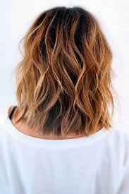 how to get beachy waves on shoulder lenght hair hot cute layered hairstyles for medium hair