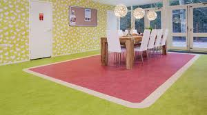 flooring cozy marmoleum with buffet furniture and mid century