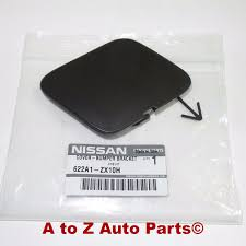 nissan altima z coupe new 2011 2013 nissan altima coupe front bumper tow eye hook access