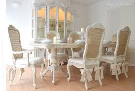 shabby chic round dining table dining table shabby chic dining table and 6 chairs table ideas uk