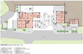 Fire Station Floor Plans Gallery Of Da Yo Fire Station K Architect 39