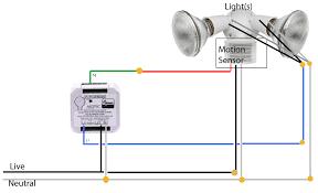 Installing A Motion Sensor To An Existing Light Fixture Furniture Outdoor Motion Sensor Light Wiring Diagram Furniture