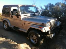 1995 jeep wrangler top identify jeep wranglers and wrangler editions