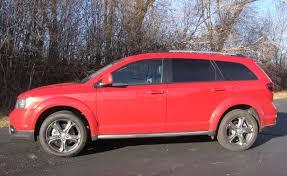Dodge Journey Gas Mileage - 2016 dodge journey crossroad plus awd savage on wheels