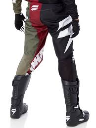 motocross jersey and pants shift black 2018 whit3 tarmac mx pant shift freestylextreme