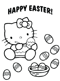 cute coloring pages for easter easter bunny coloring pages that you can print together with cute