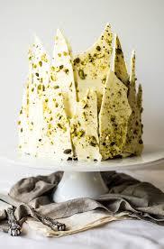 white chocolate cake recipe shard butter and brioche white shard cake http